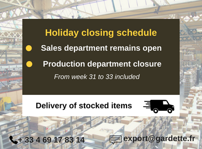 All you need to know about our holiday closing schedule