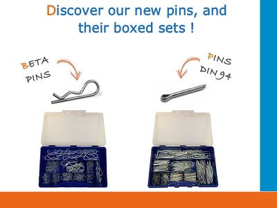 Discover our new pins, and their boxed sets!