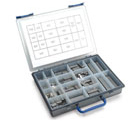 Gardette.uk.com - Boxed set of stailess steel keys 6885 A